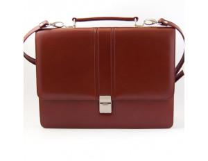 Бизнес чанта 752-REDBROWN