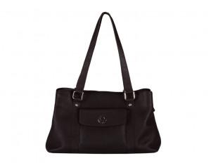 Дамска чанта 4263-46d-02-d.brown