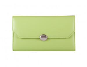 Дамски портфейл 408 167-93 Sharp Green